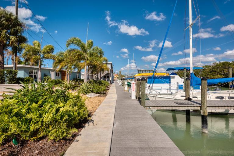 escape resort docks slip rentals