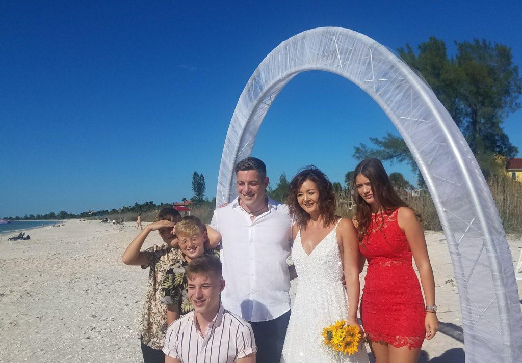 escape resort wedding