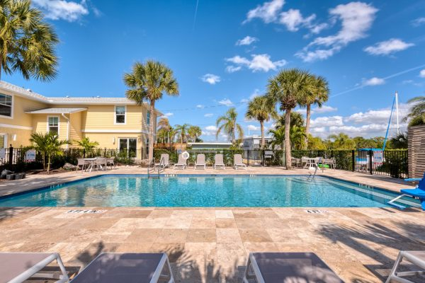 Venice FL Resorts with a pool