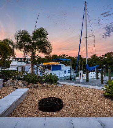 escape resort and marina