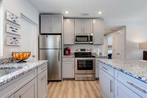 Best resorts full kitchens escape