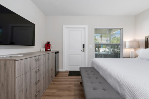 Hotel Style Rooms